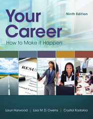 Your Career 9th Edition 9781305494831 1305494830