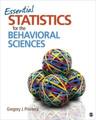 Essential Statistics for the Behavioral Sciences 1st Edition 9781483352992 1483352994