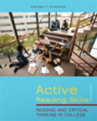 Active Reading Skills Plus MyReadingLab with eText -- Access Card Package 3rd Edition 9780133957761 0133957764
