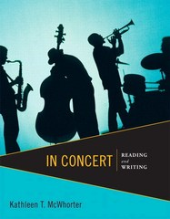 In Concert 1st Edition 9780134035796 0134035798