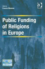 Public Funding of Religions in Europe 1st Edition 9781317073727 131707372X