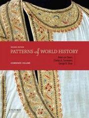 Patterns of World History 2nd Edition 9780199399611 0199399611