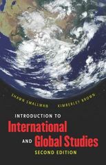 Introduction to International and Global Studies 2nd Edition 9781469621654 1469621657