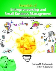 Essentials of Entrepreneurship and Small Business Management 8th Edition 9780133849790 0133849791