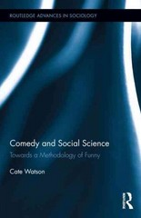 Comedy and Social Science 1st Edition 9781317551881 1317551885