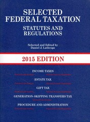 Selected Federal Taxation 2015th Edition 9781628100846 1628100842