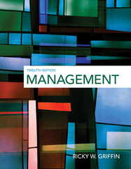 Management 12th Edition 9781305501294 1305501292