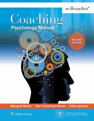 Coaching Psychology Manual 2nd Edition 9781451195262 1451195265
