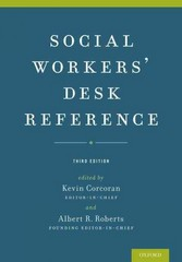 Social Workers Desk Reference 3rd Edition 9780190251482 0190251484