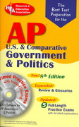 The AP U. S. and Comparative Government and Politics 8th edition 9780738602677 0738602671