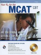 Your Rx for the MCAT CBT 7th edition 9780738603872 0738603872