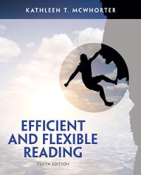 Efficient and Flexible Reading Plus MyReadingLab with eText -- Access Card Package 10th Edition 9780133947137 0133947130