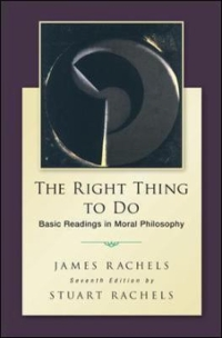 The Right Thing To Do 7th Edition 9780078119088 0078119081