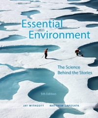 Essential Environment 5th Edition 9780321984456 0321984455