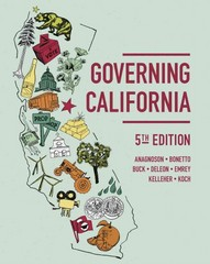 Governing California in the Twenty-First Century 5th Edition 9780393270051 039327005X
