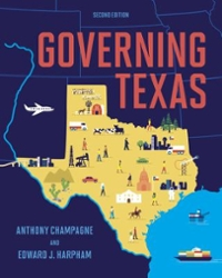 Governing Texas 2nd Edition 9780393522464 0393522466