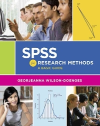SPSS for Research Methods 1st Edition 9780393938821 0393938824