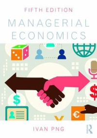 Managerial Economics, 5th Edition 5th Edition 9781138810266 1138810266