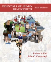 Essentials of Human Development 2nd Edition 9781305504585 1305504585