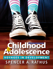 Childhood and Adolescence 6th Edition 9781305504592 1305504593
