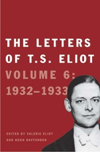 The Letters of T. S. Eliot 1st Edition 9780300211801 0300211805