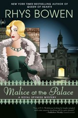 Malice at the Palace 1st Edition 9780425260388 0425260380