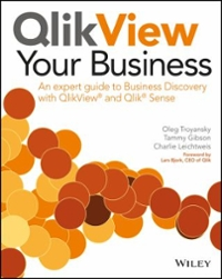 QlikView Your Business 1st Edition 9781118949580 1118949587