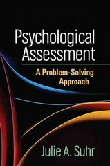 Psychological Assessment 1st Edition 9781462519583 146251958X