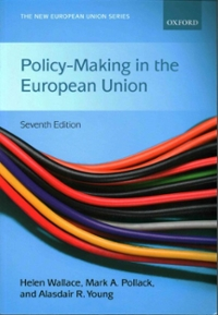Policy-Making in the European Union 7th Edition 9780199689675 0199689679