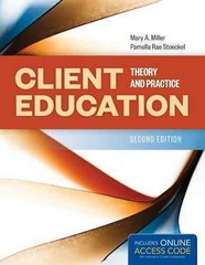 Client Education 2nd Edition 9781284085037 1284085031