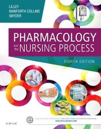 Pharmacology and the Nursing Process 8th Edition 9780323358286 0323358284