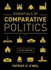 Essentials of Comparative Politics 5th Edition 9780393938975 0393938972