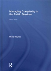 Managing Complexity in the Public Services 2nd Edition 9781317811640 131781164X