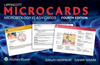 Lippincott Microcards: Microbiology Flash Cards 4th Edition 9781451192353 1451192355