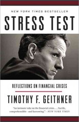 Stress Test 1st Edition 9780804138611 0804138613