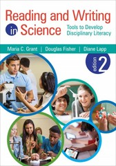 Reading and Writing in Science 2nd Edition 9781483345680 1483345688