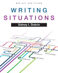 Writing Situations, Brief Edition Plus MyWritingLab with eText -- Access Card Package 1st Edition 9780134038568 0134038568