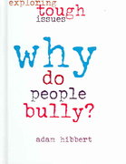 Why Do People Bully? 0 9780739866818 0739866818