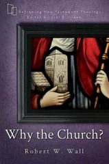 Why the Church? 1st Edition 9781426759390 1426759398