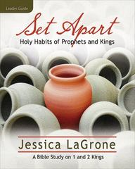 Set Apart Leader Guide 1st Edition 9781426778438 1426778430
