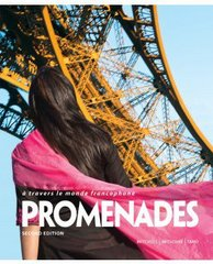 Promenades with Supersite Code 2nd Edition 9781618570987 1618570986