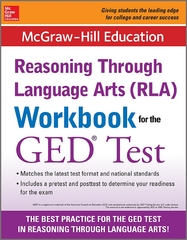 McGraw-Hill Education RLA Workbook for the GED Test 1st Edition 9780071841511 0071841512