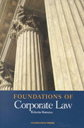 Foundations of Corporate Law 0 9781566629973 1566629977