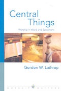 Central Things 0 9780806651637 0806651636