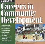 A Guide to Careers in Community Development 2nd edition 9781559637503 1559637501