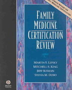 Family Medicine Certification Review 0 9781405103299 1405103299