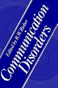 Communication Disorders 1st edition 9780306405273 030640527X