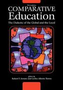 Comparative Education 3rd Edition 9780742574502 0742574504