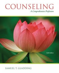 Counseling 6th edition 9780132434560 0132434563