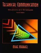 Technical Communication 4th edition 9780312115197 0312115199